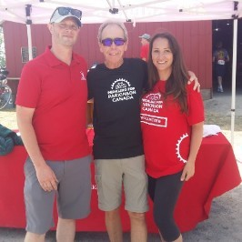 Parkinson Canada Staff & Friends